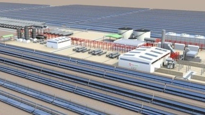 קרן נוי וקבוצת TSK הספרדית יחליפו את חברת אבנגואה בהקמת תחנת הכוח הסולארית באשלים