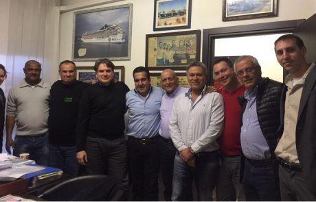 איגוד עובדי התחבורה בהסתדרות והתאחדות בעלי מפעלי הובלה חתמו על הסכם ענפי חדש