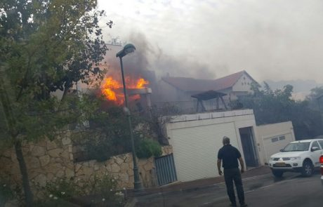 גל השריפות: חברת החשמל הכריזה מצב חרום, תוגברו צוותי השטח לטיפול בנזקים ברשת החשמל