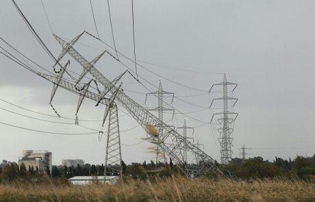 סיכום הסערה: פגיעה בקווי מתח גבוה וזרימה חזקה בנחלי הצפון
