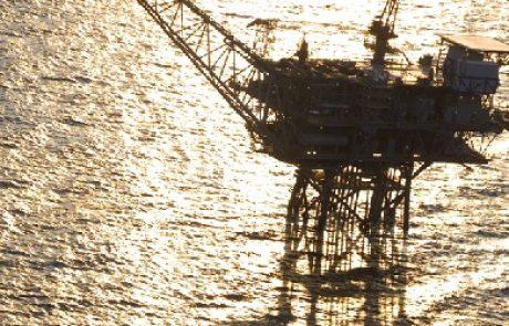 ירידה של 44% באספקת הגז הטבעי לישראל ברבעון האחרון