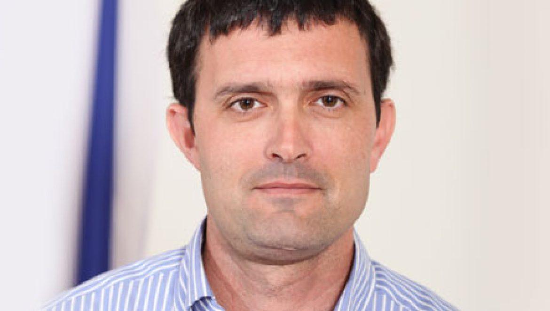 יוסי וירצבורגר מונה למנהל רישוי אוצרות טבע במשרד התשתיות הלאומיות