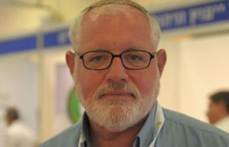 """זאב גרוס: """"בתעשיה הישראלית עדיין חסרה מודעות לתחום ההתייעלות האנרגטית"""""""