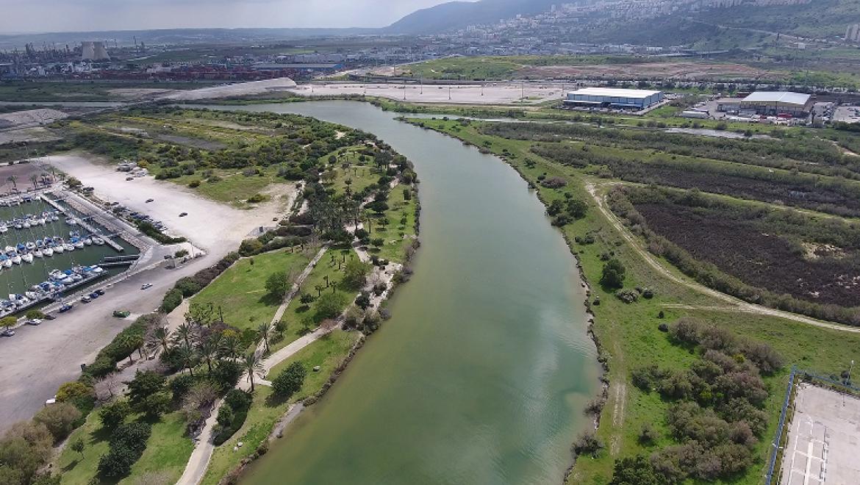 ברשות נחל הקישון מתריעים ממחטף בתחום איכות הסביבה במפרץ חיפה
