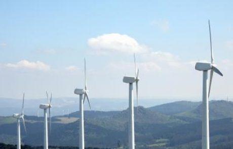 קבוצת אפקון תקים שתי חוות רוח בהספק של 22 מגה-ואט