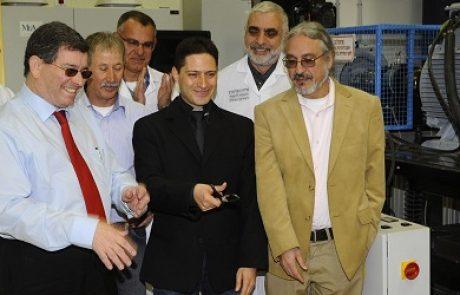 מכון התקנים השיק מעבדה חדשה לנצילות אנרגטית של מנועים ושנאים