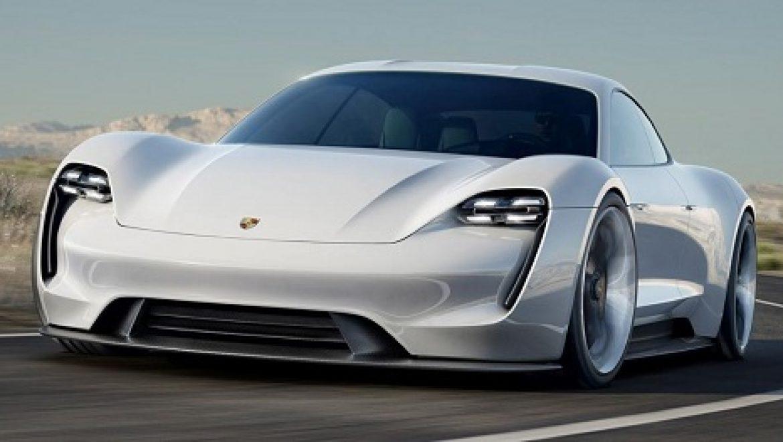 פורשה מציגה: המכונית החשמלית שתנצח את טסלה?