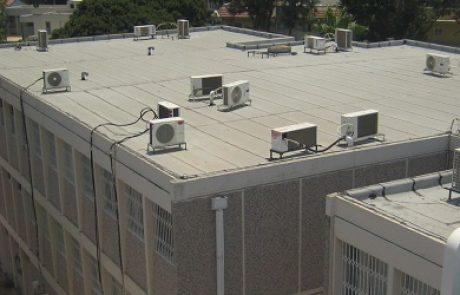 מכרז לרכישה והתקנה של מערכות סולאריות עסקיות על 15 גגות מבני ציבור ברמת השרון