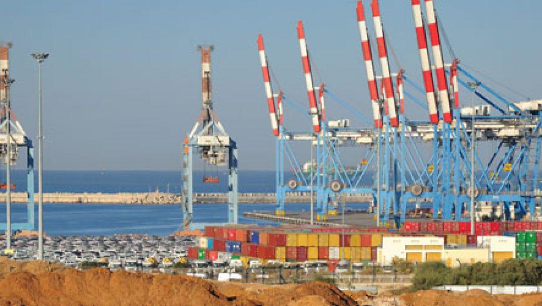 נמל אשדוד: אחד מ-16 הנמלים הירוקים בעולם
