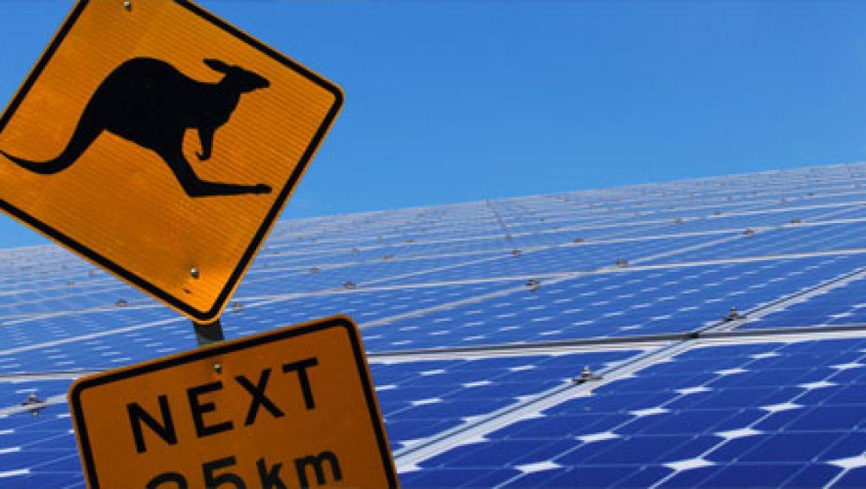 אוסטרליה מייסדת תאגיד מימון לאנרגיה מתחדשת והתייעלות אנרגטית