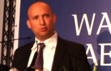 בנט: ישראל יכולה לייצא מים מותפלים לסוריה