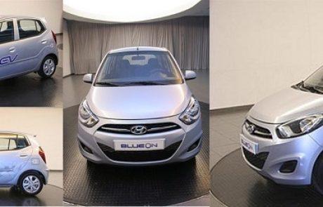 יונדאי מפתחת מכונית מיני חשמלית חדשה
