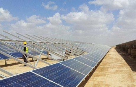 סאנטק זכתה במכרז להקמת שדות סולאריים בחצרים ושדה בוקר