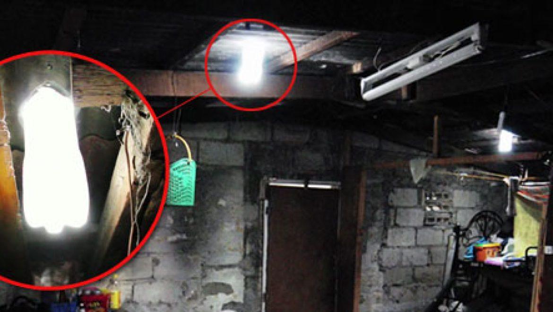 55 וואט של אור, בדולר אחד: כך מאירים את ערי השאנטי בפיליפינים
