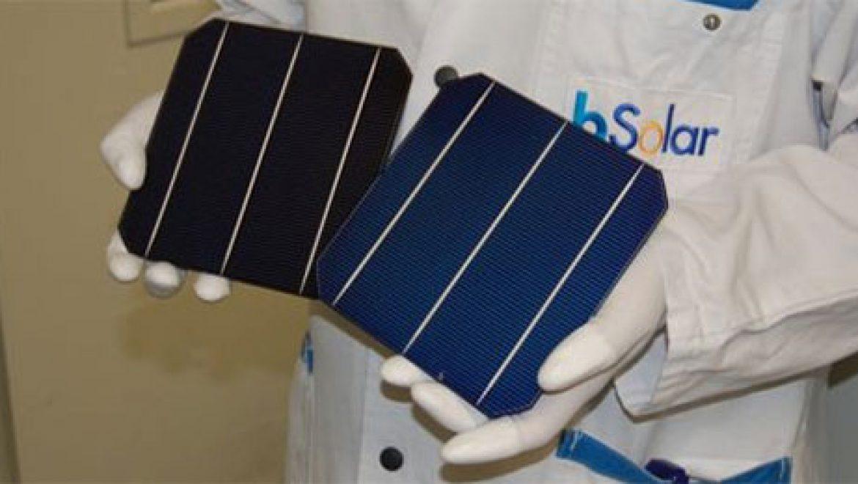 פיתוח ישראלי של bsolar ושחר אנרגיה: תא סולארי דו צדדי