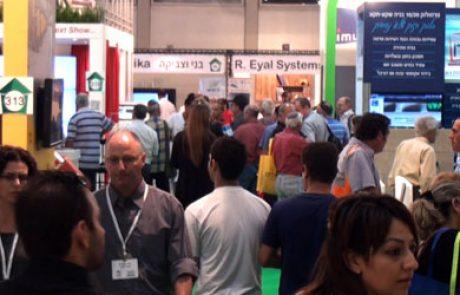 תערוכת בילדינג 2012: התייעלות אנרגטית ובנייה ירוקה לציבור הרחב