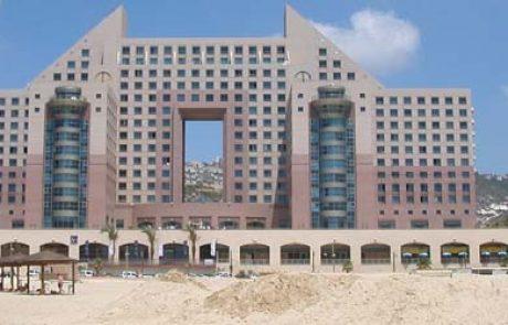 """דלק נדל""""ן לא תוכל להמשיך ולבנות את המלון בחוף הכרמל"""