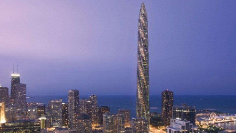 אדריכלים ברחבי העולם מעצבים בניינים בהשראת עולם הטבע