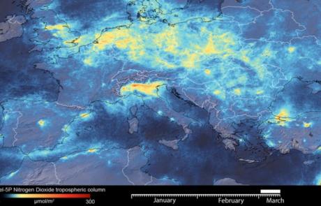 מעז יצא מתוק? ירידה בזיהום האוויר בעולם בעקבות הקורונה