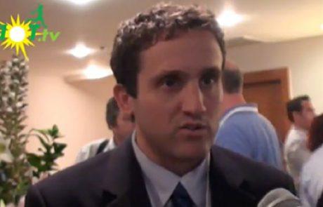 """ראיון עם שגיא דגן, מ""""מ מנהל התכנית הלאומית לתחליפי נפט"""