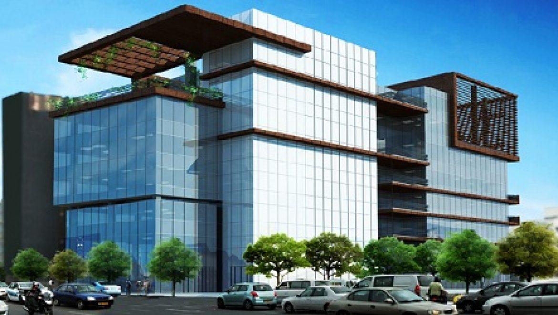 בניין ג'ון ברייס זוכה בתקן LEED לבנייה ירוקה והתייעלות אנרגטית