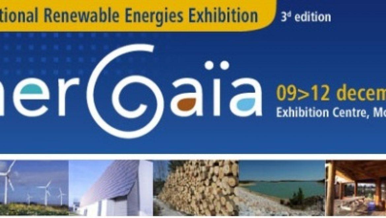 תערוכת Energaia, צרפת 9-12/12/2009