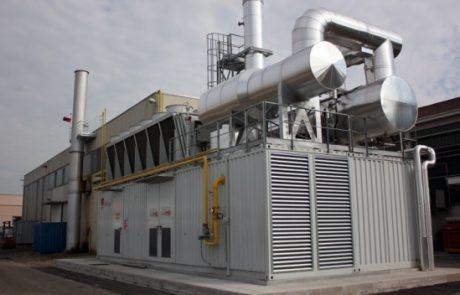 תחנות כוח קוגנרציה – מעכשיו גם בחצרות מפעלים קטנים
