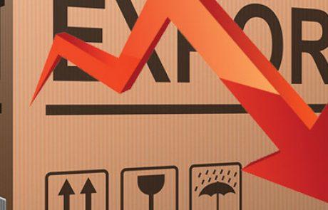יולי – אוגוסט 2013: נסיגה של 11% בייצוא התעשייתי, רק מגזר מוצרי הנפט מזנק