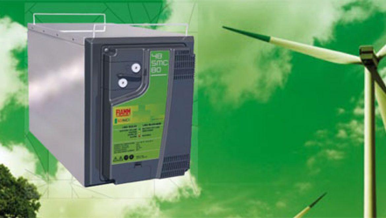 פיאם מציגה פתרון לאחסון אנרגיה ממקורות מתחדשים