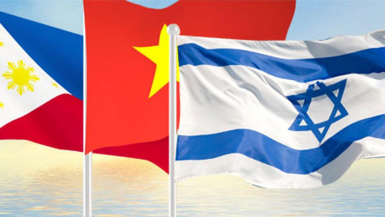 משלחת חברות מים ישראליות תבקר בפיליפינים ובווייטנאם