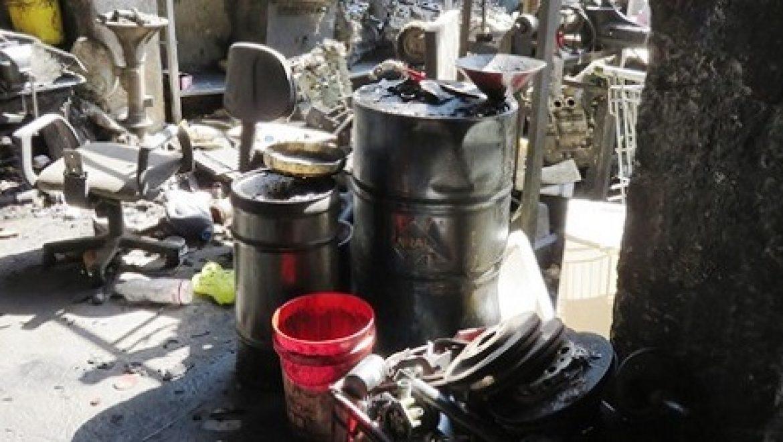 המשטרה הירוקה עורכת מבצעי אכיפה בירושלים