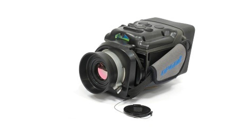 אופגל תציג מצלמה תרמית לגילוי דליפות גז בתערוכת קלינטק 2011