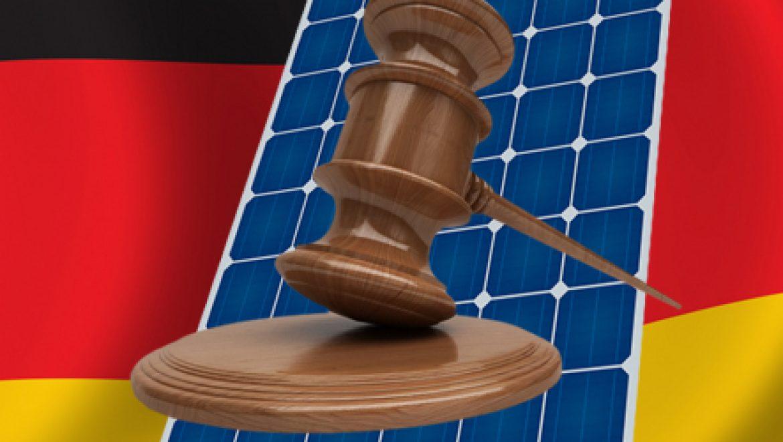 הפרלמנט הגרמני אישר תיקון לחוק המגביר את השימוש באנרגיות מתחדשות