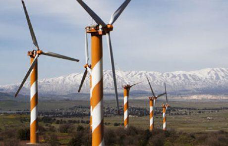 קונפליקט ירוק: ועדת הפנים דנה בהקמת קו המתח בעמק החולה להובלת חשמל מטורבינות הרוח בגולן