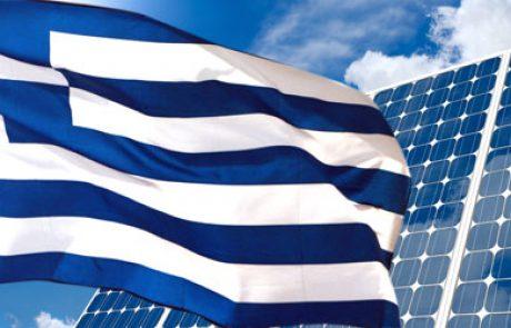 יוון רוצה לצאת מהמשבר הכלכלי בעזרת פרויקטים סולאריים