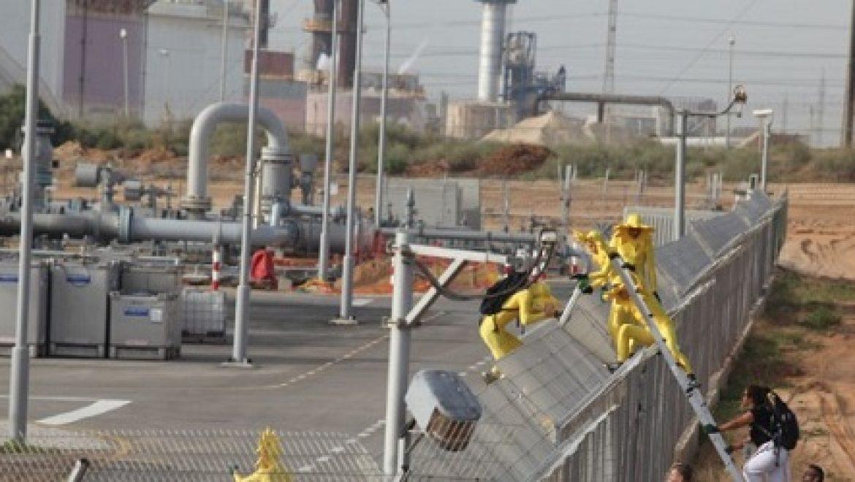 """""""משרד האנרגיה פסל אופציית הקמת מתקני קבלת הגז בים"""""""