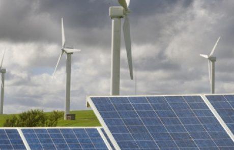 בלומברג: 2015 הייתה שנה שוברת שיאים לאנרגיה המתחדשת
