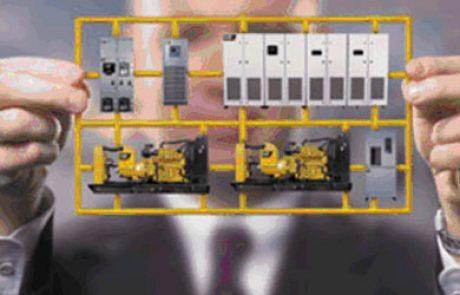 כנס תחנות כוח קטנות מבוססות גז טבעי מבית CATERPILLAR