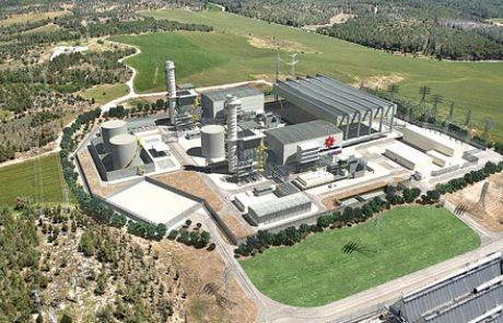 ניתן אישור להפעלת תחנת הכוח הפרטית הגדולה בישראל