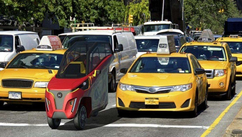 מכללת אפקה להנדסה מציגה: רכב תלת גלגלי חשמלי