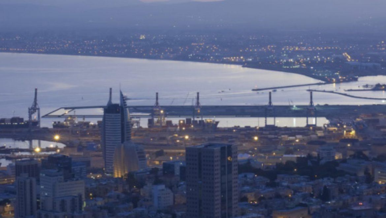 חיפה נמצאת במקום הראשון בזיהום אוויר