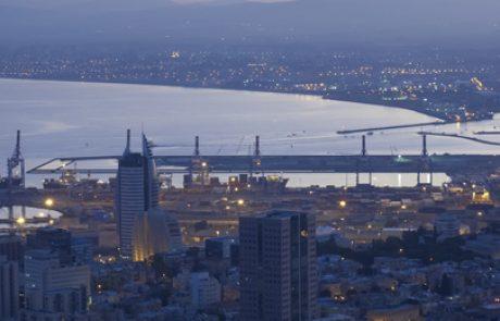 תכנית חירום להבראת מפרץ חיפה תעלה לכנסת כהצעת חוק