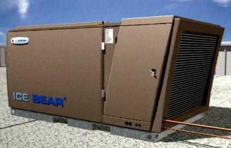 חברת אחסון אנרגיה בקרח תספק 25 מגה-וואט