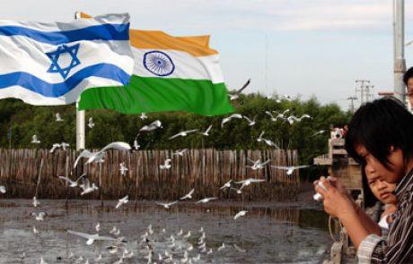 נשיא המדינה ונשיא התאחדות התעשיינים יצאו למשלחת עסקית מיוחדת להודו