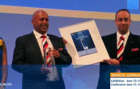 סולאראדג' הישראלית זוכה בפרס Intersolar היוקרתי לחדשנות