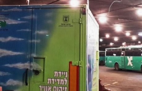 תחבורה – הגורם המזהם ביותר במרכזי הערים בישראל