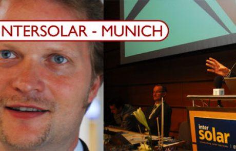 """יו""""ר איגוד החברות הסולאריות בגרמניה – """"נגיע ל-10% של חשמל סולארי מכלל הצריכה עד 2020"""""""