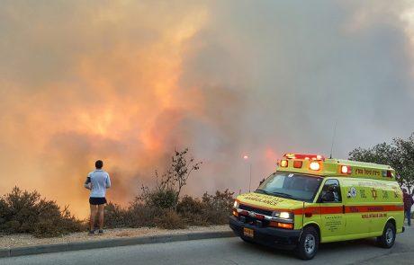 עמותת אזרחים למען הסביבה קוראת לממשלה להכריז מצב חרום בחיפה ולהפסיק פעילות תעשייתית מסוכנת