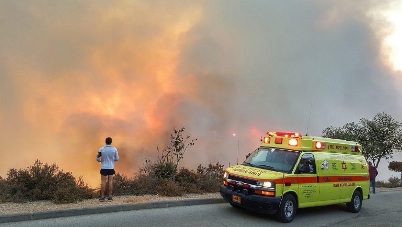 עד האסון הבא: לישראל אין תכנית פעילה להתמודדות עם אסונות כתוצאה משינויי האקלים