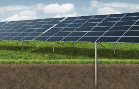 ברגים יחודיים ינסו להפחית עלויות הקמת שדות סולאריים